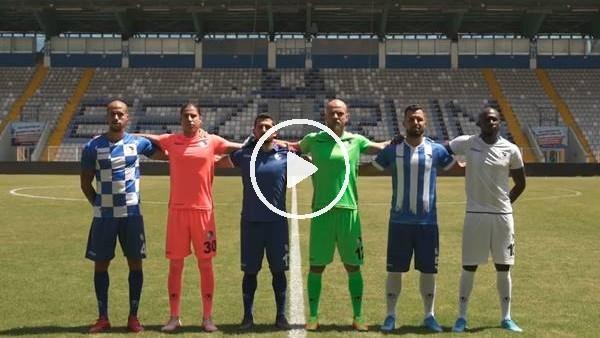 'Erzurumspor yeni sezon formalarını tanıttı
