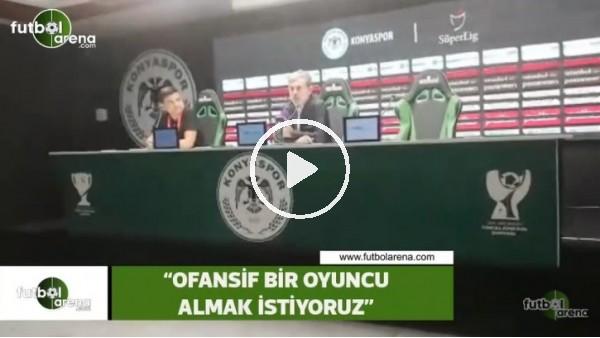 'Aykut Kocaman açıkladı! Transfer