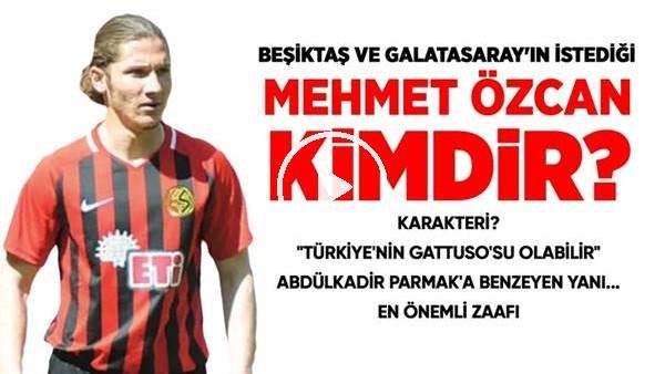 """Galatasaray Ve Beşiktaş'ın Transfer Hedefi Mehmet Özcan Kimdir? """"Türkiye'nin Gattuso'su..."""""""