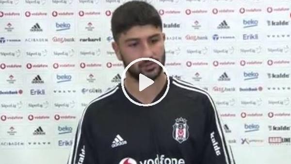 """'Güven Yalçın: """"Beşiktaş iyi golcü alırsa sevinirim, çünkü rekabeti seviyorum"""""""