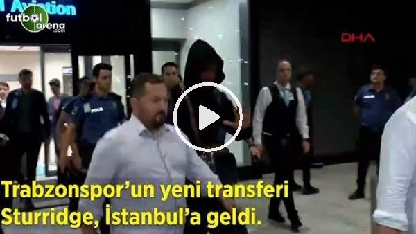 'Daniel Sturridge, İstanbul'a geldi