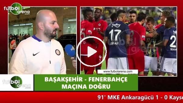 """'Senad Ok: """"Hasan Ali ve Isla olsa Fenerbahçe favori derdim"""""""
