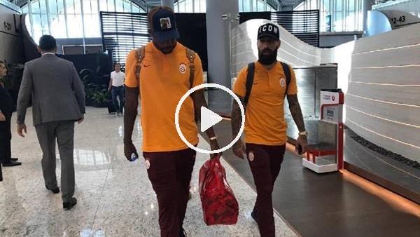 Galatasaray, Bologna'ya gitti