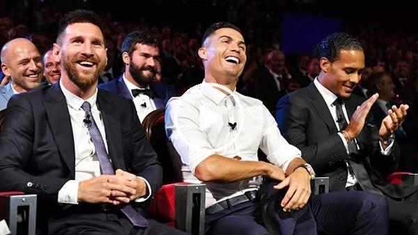 'Cristiano Ronaldo'nun Lionel Messi hakkında sözleri