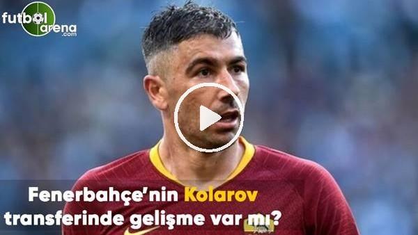 Fenerbahçe'nin Kolarov transferinde gelişme var mı?