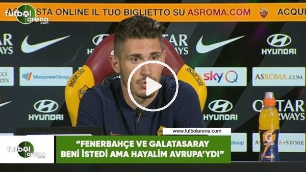 """'Mert Çetin: """"Fenerbahçe ve Galatasaray beni istedi ama hayalim Avrupa'ydı"""""""
