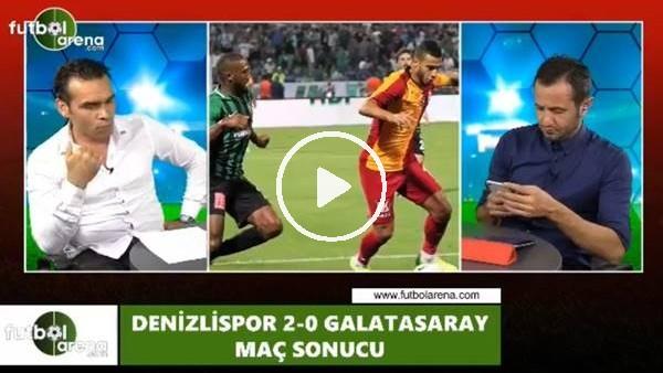 """'Cenk Özcan: """"Galatasaray mağlubiyeti hak etti"""""""