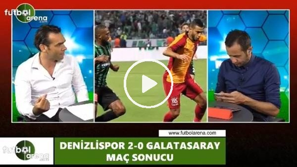 "'Cenk Özcan: ""Galatasaray'ın orta sahasının daha agresif olması lazım"""