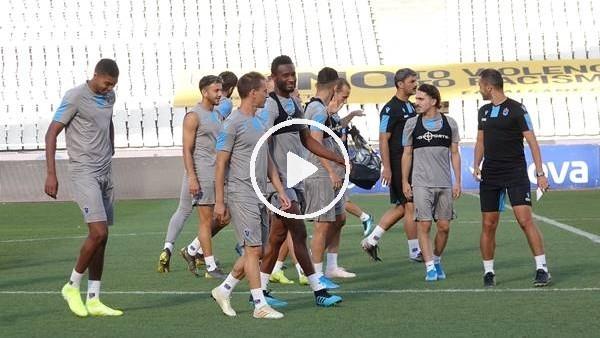 'Trabzonspor, AEK maçına hazır