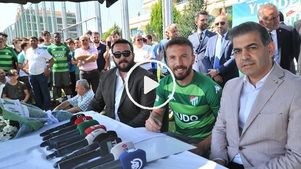 'Bursaspor'dan transfer şov