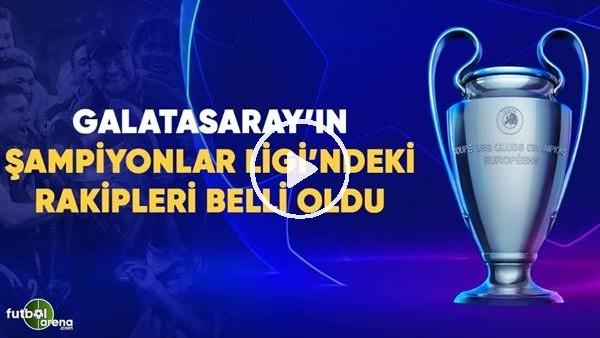 Galatasaray'ın Şampiyonlar Ligi Rakipleri Analizi; PSG, Real Madrid, Club Brugge
