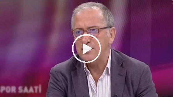 """Fatih Altaylı: """"Beşiktaş taraftarının Orhan Ak konusunda duruşu yerli yerinde"""""""