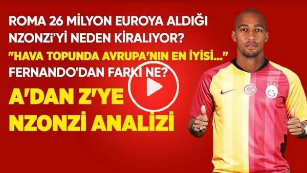 Galatasaray'ın Yeni Transferi Steven Nzonzi Analizi