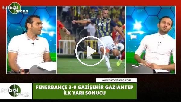 """'Cenk Özcan: """"3 pozisyon da net penaltı"""""""