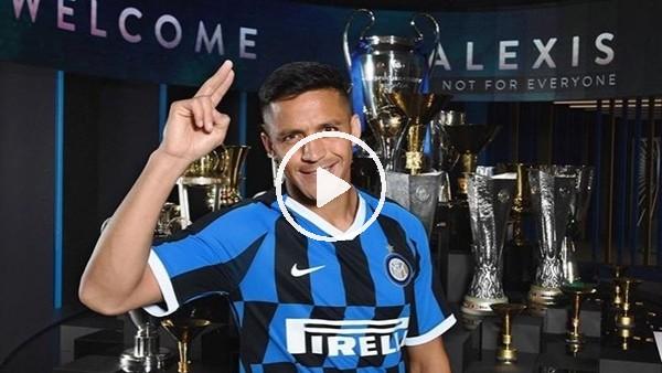 'Inter, Alexis Sanchez'i kiraladığını duyurdu