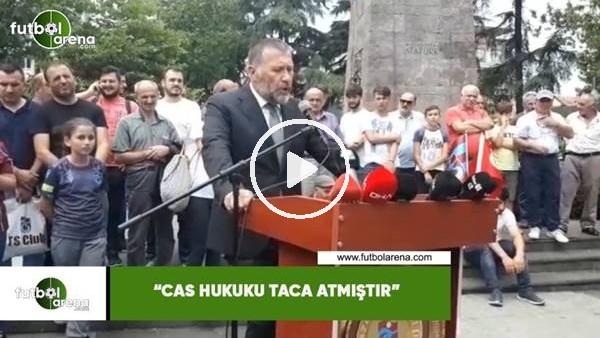 """Mehmet Yiğit Alp: """"CAS hukuku taca atmıştır"""""""