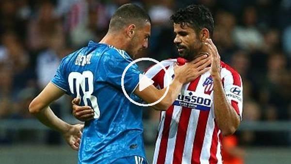 'Merih Demiral, Diego Costa'ya posta koydu