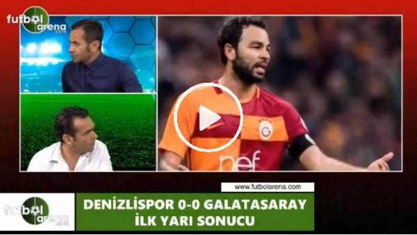 """'Cenk Özcan: """"Marcao'nun kırmızı kartı doğru ve pozisyon net penaltı"""""""