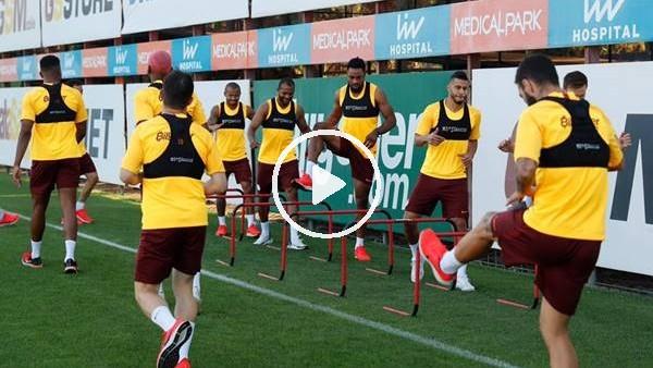 FutbolArena, Galatasaray antrenmanında