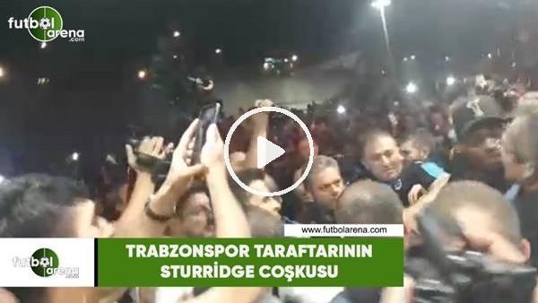 'Trabzonspor taraftarının Sturridge coşkusu