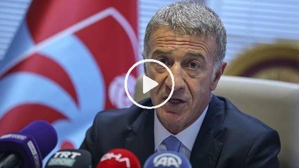 'Ahmet Ağaoğlu'ndan Wanyama açıklaması