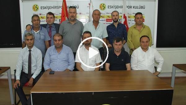 'Eskişehirspor Yönetim Kurulu 'Devam' dedi