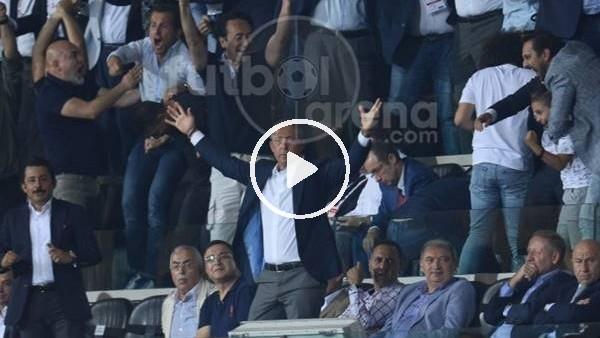 'Ali Koç'un son dakika golündeki sevinci
