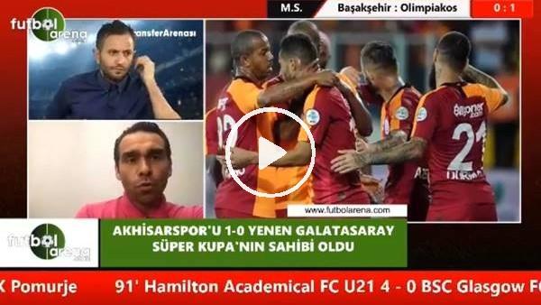 """'Cenk Özcan: """"Galatasaray nokta transferlerle gücüne güç kattı"""""""