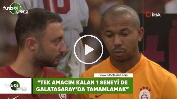 "Mariano: ""Tek amacım kalan 1 seneyi de Galatasaray'da tamamlamak"""