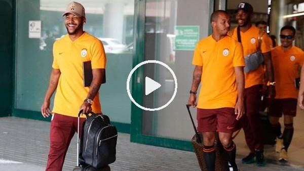 Galatasaray, Floransa'ya ulaştı