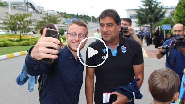 Trabzonspor, Prag'a tur için uçtu