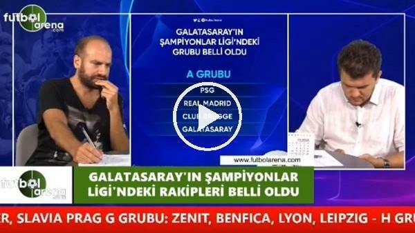 """Kutay Ersöz: """"Ülke puanı açısından Galatasaray'ın Club Brugge'ü geçmesi lazım"""""""