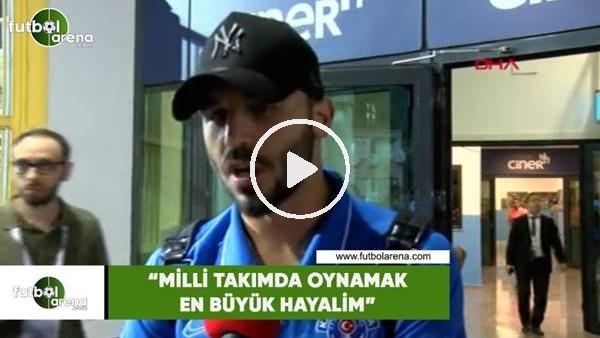 """'Aytaç Kara : """"Milli takımda oynamak en büyük hayalim"""""""