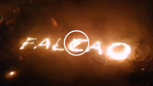 Galatasaray taraftarı için varsa yoksa Falcao!