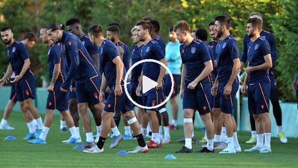 'Başakşehir, Olympiakos maçına hazır