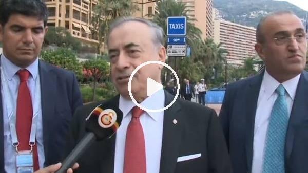 """Mustafa Cengiz: """"Zehir gibi bir grup çektik ama Galatasaray da onların panzehiridir"""""""