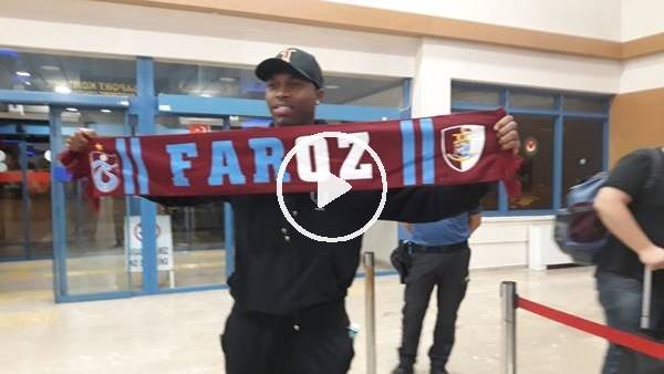 'Daniel Sturridge, Trabzon'a geldi