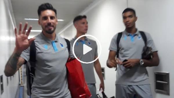 'Trabzonspor yurda dönüyor