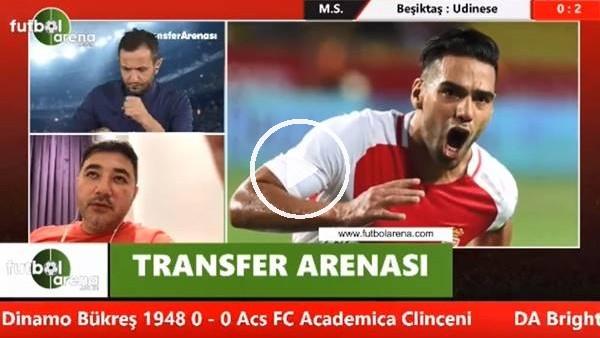 Galatasaray'ın Falcao transferinde son durum ne?