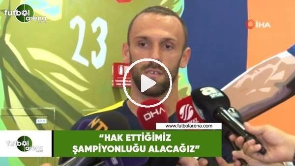 """'Vedat Muriqi: """"Hak ettiğimiz şampiyonluğu alacağız"""""""