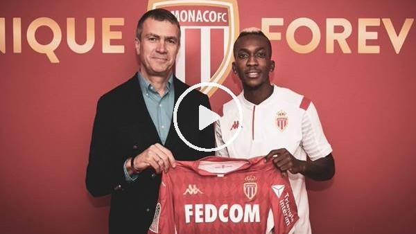 Monaco, Onyekuru transferini video ile açıkladı