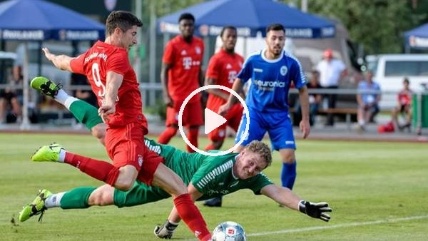 Bayern Münih 23-0 Rottach Egern (Maç özeti)