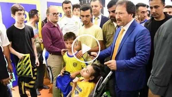 'Ankaragücü Store açıldı