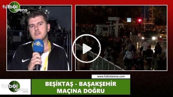Beşiktaş - Başakşehir maçı öncesi son gelişmeleri Sinan Yılmaz aktardı