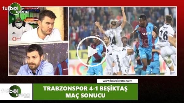 Trabzonspor - Beşiktaş maçının hakemini nasıl buldunuz?