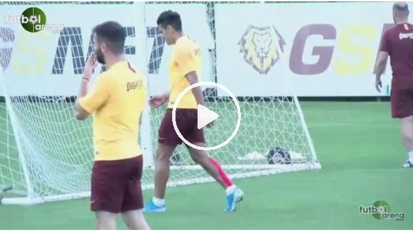 Falcao'nun idmanda attığı gol