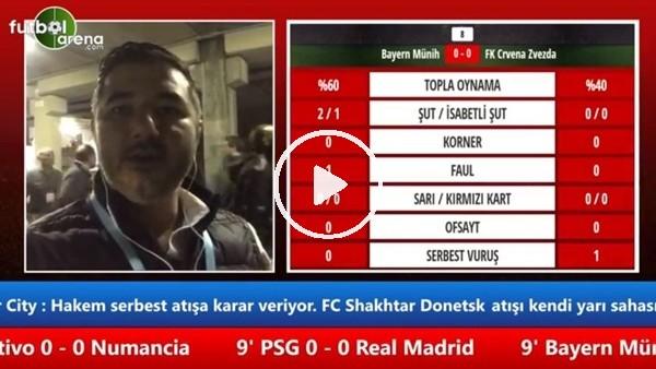 'Club Brugge - Galatasaray maçından öne çkan notları Ali Naci Küçük aktardı