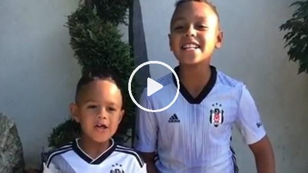 Marcelo'nun eşinden Beşiktaş paylaşımı
