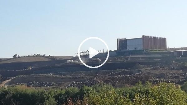 'Riva'da inşaat devam ediyor