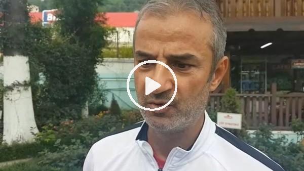 """'İsmail Kartal: """"Futbolcunun ayağı kırılıyor VAR'a bile gidilmiyor"""""""